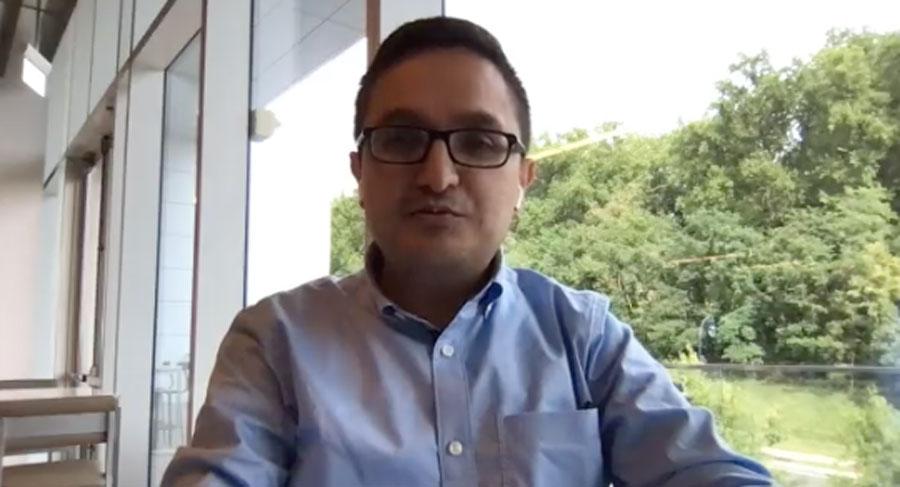 Juan Francisco Sandoval, exjefe de la Feci