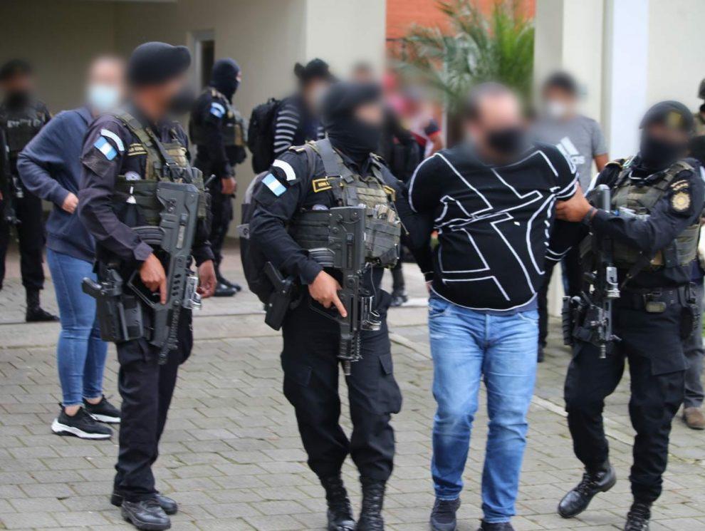 Kevin Raymundo Roque Contreras, detenido por ser uno de los 100 más buscados