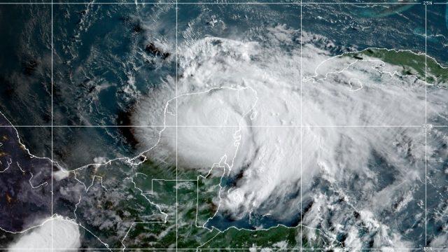 huracán Grace generará lluvias en Guatemala