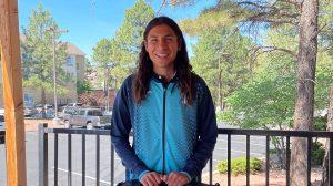 Luis Grijalva Morales, atleta guatemalteco