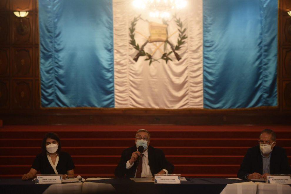 conferencia de Salud sobre proyecciones de la pandemia del Covid-19