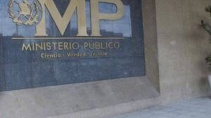 Ministero Público (MP).