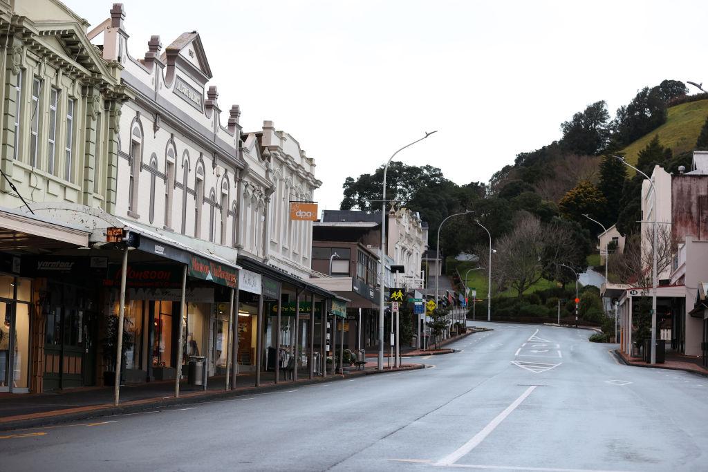 Confinamiento por Covid-19 en Nueva Zelanda