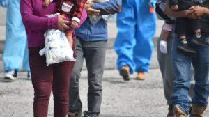 familias de migrantes guatemaltecos son retornadas desde Estados Unidos