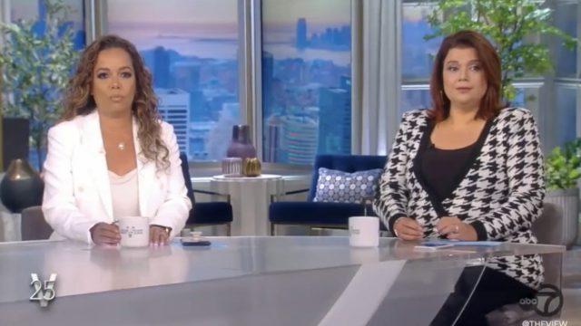 Ana Navarro y Sunny Hostin