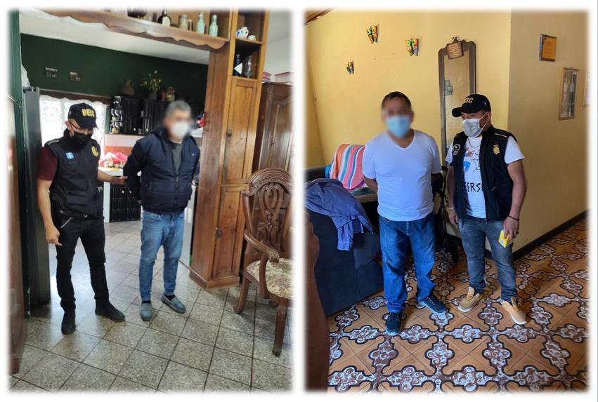 capturan Capturan a exalcalde de San Felipe, Retalhuleu, señalado de violación