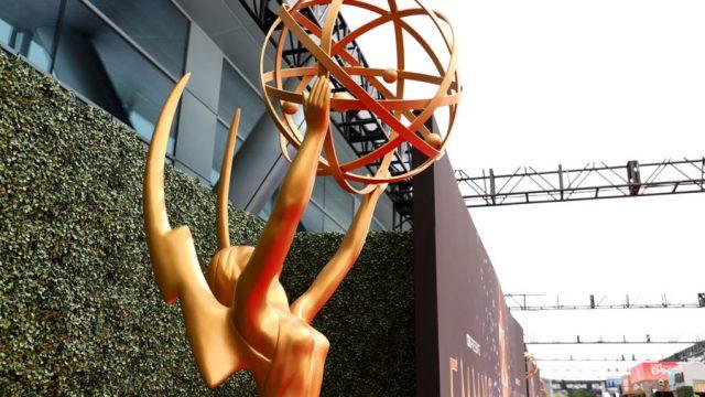 Estatuilla de los Premios Emmy 2021