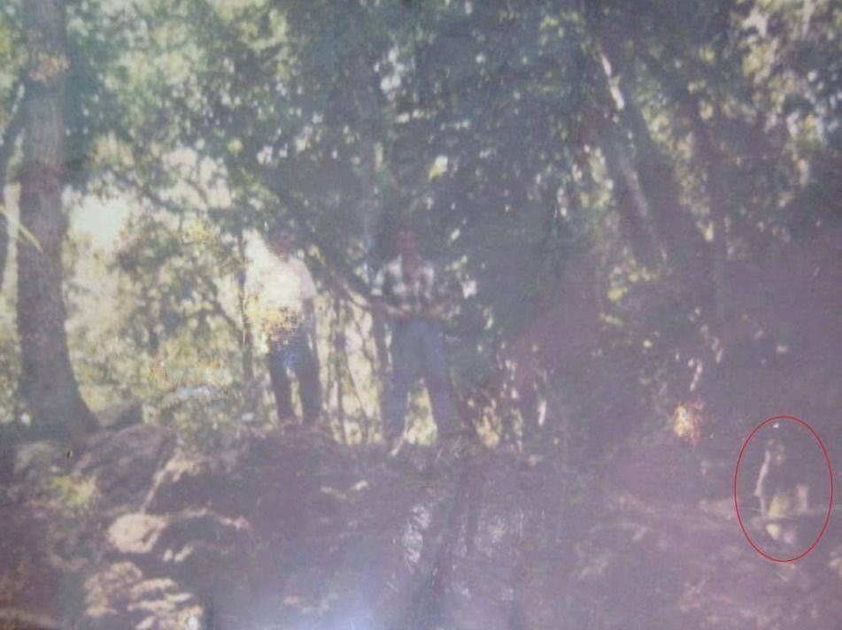 Foto de la Llorona, de Guatespantos