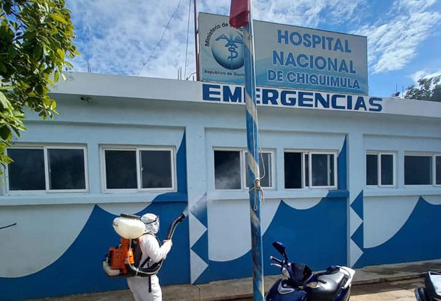 Hospital Nacional de Chiquimula