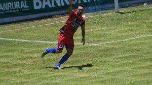 Carlos Kamiani Félix, goleador de Iztapa