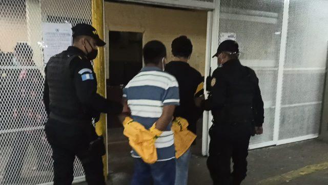 capturados por ataque contra cuatro mujeres en zona 11
