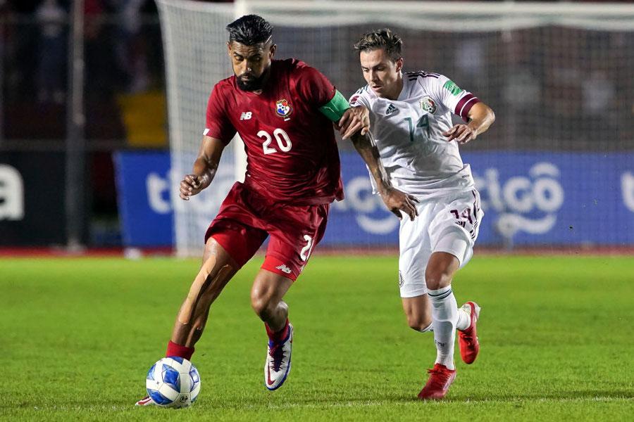 Panamá y México empataron en la octogonal final