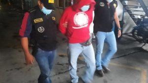 taxista capturado por caso de violación
