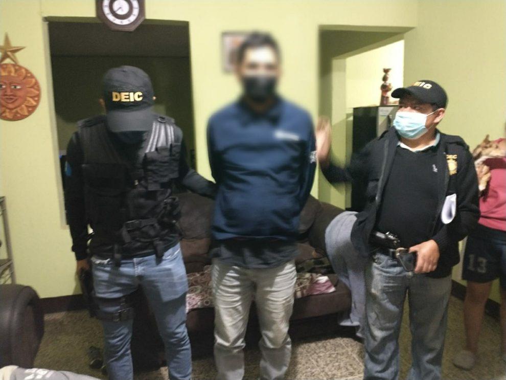 Desarticulan banda de pandilleros dedicada al cobro de extorsiones