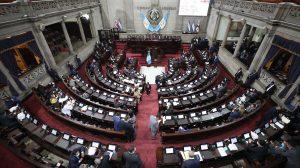 Hemiciclo del Congreso de la República