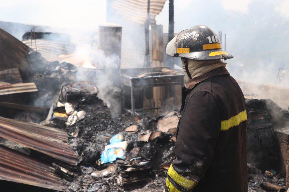 explosión en cohetería de San Raymundo