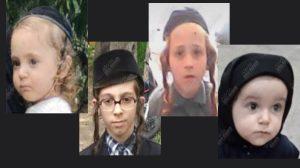 Menores judíos ortodoxos son reportados desaparecidos en Santa Rosa