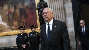 Colin Powell, exsecretario de Estado de EE. UU.