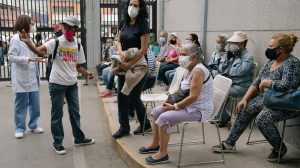 Vacunación contra el Covid-19 en Venezuela